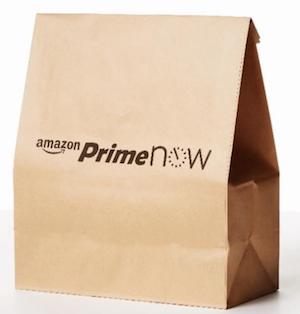 アマゾン、国内で1時間配送を開始