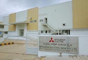 三菱電機、インドで鉄道車両用電機品工場が稼働