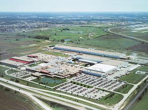 川崎重工、米国で777X用貨物扉の生産ライン新設