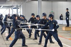 日通、各地の警備輸送拠点で年末防犯訓練