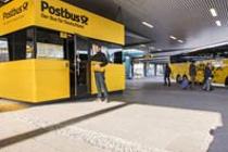 ドイツポスト、長距離バスで貨客混載をテスト運用
