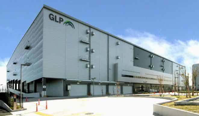 GLP、千葉県八千代市の新物流施設が完成