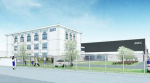 アシックス、鳥取県の生産拠点で新工場棟を建設・改築
