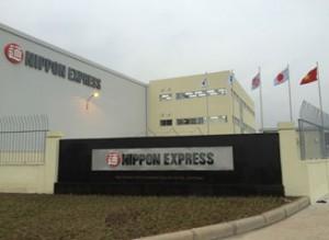 日通、越ハイフォン市の新倉庫完成、重機物流に強み