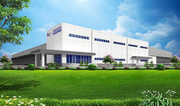 SG佐川ベトナム、温度帯対応の大規模物流施設を建設