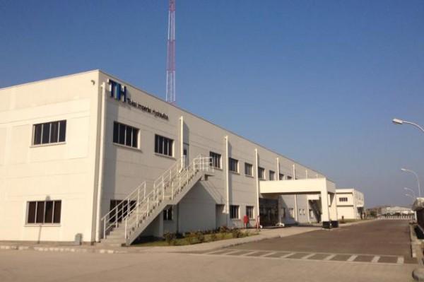 住友理工、インドで高圧ホースの新工場開設