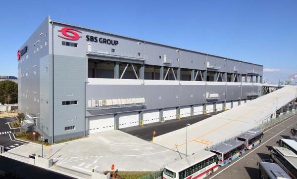 SBSフレイト、横浜市に3PL拠点開設し本社移転