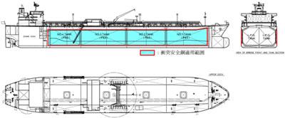 JFEスチール、LPG船に新開発の高強度厚鋼板適用