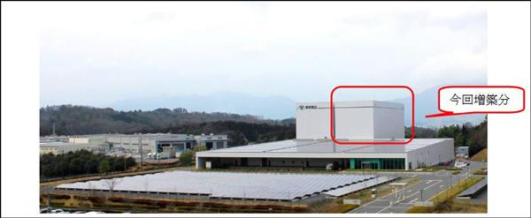 東和薬品、西日本物流拠点の自動倉庫増築を完了
