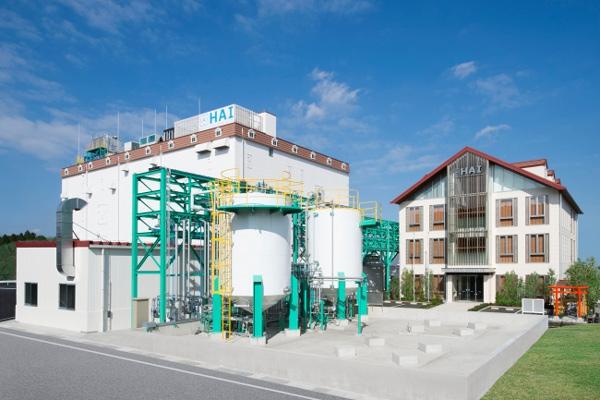 高級アルコール工業、成田市で月内に第二工場竣工2