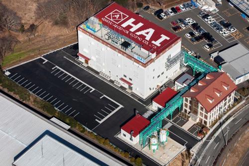高級アルコール工業、成田市で月内に第二工場竣工