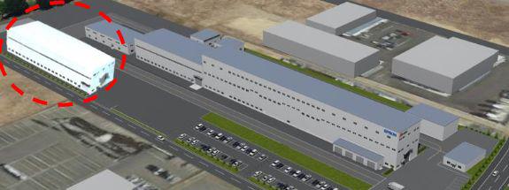エプソンアトミックス、12億円投じ高機能部品の生産工場を増設