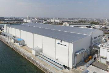 富士重工業、愛知県半田市に組立工場を竣工1
