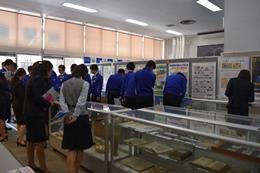 名古屋税関、伊勢湾海運社員27人受け入れ説明会2