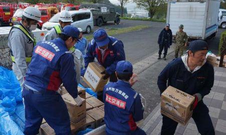 九州地方整備局、熊本地震への活動状況を報告3