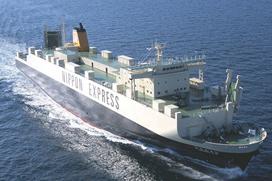 日通、東京-北海道間航路拡充へRORO船新造1