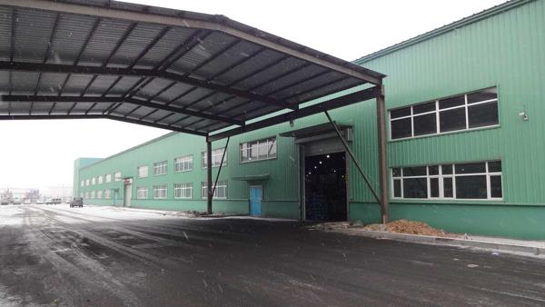 山九、中国現地子会社が延べ1万8000m2の倉庫開設