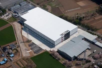 オリックス、茨城県に延べ1万4473坪の物流施設竣工1