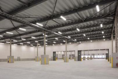 オリックス、茨城県に延べ1万4473坪の物流施設竣工11