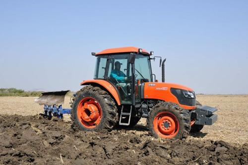 クボタ、中国に生産工場新設し、トラクタの生産能力強化1