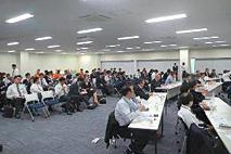 NTTロジスコ、物流センターの改善活動報告会を開催2