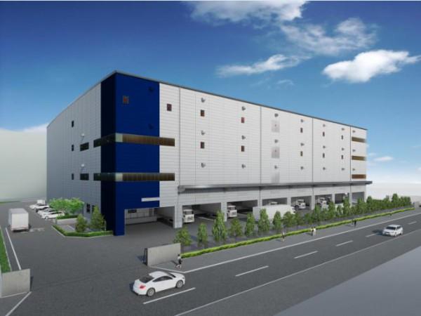 オリックス、市川市の新物流施設をDHCに一棟貸し