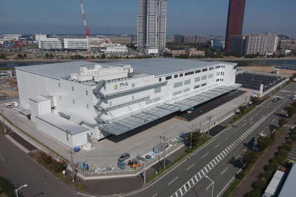 メディパル、福岡で高機能メディカル物流拠点竣工