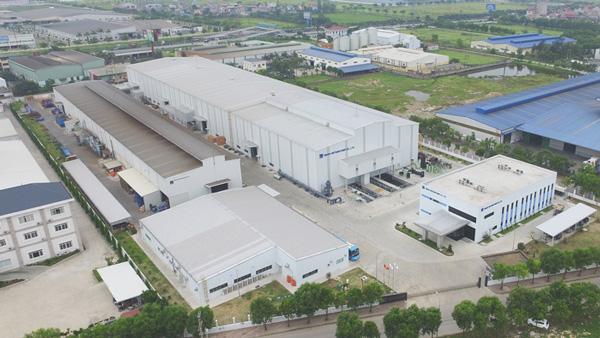荏原製作所、ベトナム新ポンプ工場開設