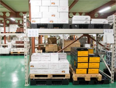 リンベル、山形市に直輸入ワインの物流拠点開設02