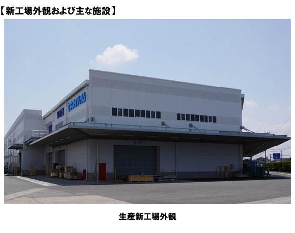 セキスイハイム九州、子会社生産棟の刷新工事ほぼ完工