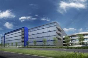 京浜トラックターミナルの新棟名称「ダイナベース」に