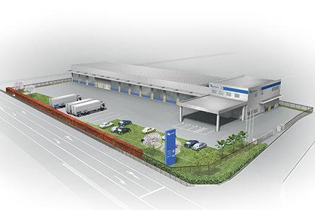 大型車整備のSGモータース、大阪店が兵庫県尼崎市に移転1