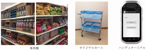 西友、都内に初の店舗・ネットスーパー併設拠点開設