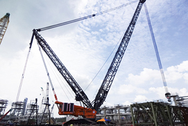 日通、新会社設立し東南アの重量品建設事業強化2