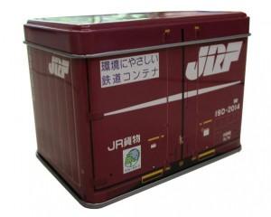 JR貨物、「19Dコンテナ缶」追加製作し販売再開