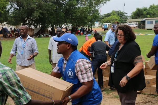 南スーダンでWFP倉庫が略奪被害、返還呼びかけ