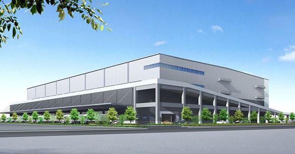 大塚商会が西日本物流センター開設、周辺拠点集約