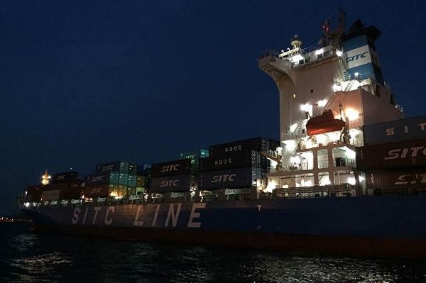 SITCジャパン、新造コンテナ船が名古屋・京浜初寄港