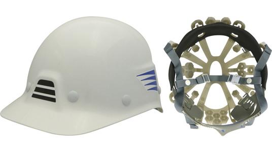 清水建設、涼しく軽量な新ヘルメットと空調服導入001