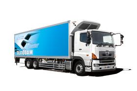 三菱重工、全電動式冷凍ユニットの新モデル発売