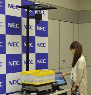 KADOKAWA、物流ラインで複数自動一括検品