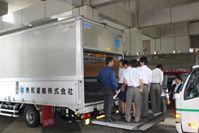神奈川県ト協、地元高校生ら110人に物流出前授業