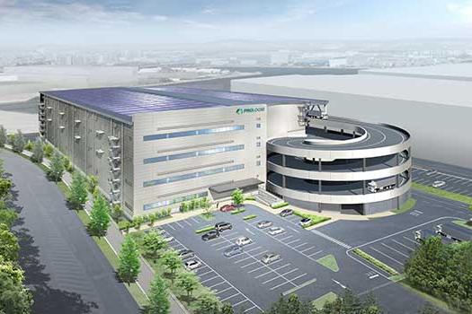 プロロジス、千葉県に「プロロジスパーク市川3」建設