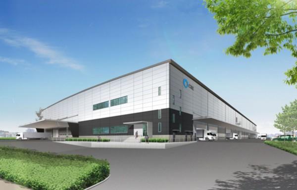 CREが守谷市で1万坪の物流施設着工、17年5月竣工
