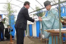 日通、宮崎県都城市に新倉庫建設