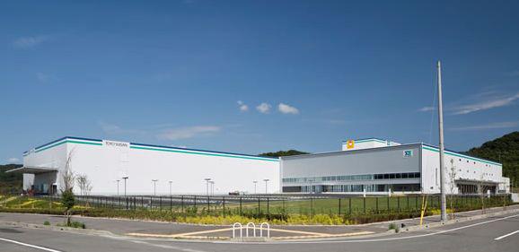 東洋水産、西日本地区カバーの関西工場・物流C竣工