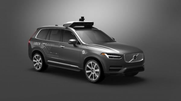 ウーバーとボルボが提携合意、自動運転車開発