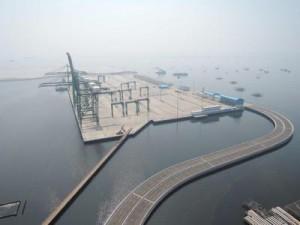 日本郵船出資の新ターミナルが稼働、インドネシア