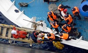 商船三井、ミンダナオ島沖で遭難漁船の乗組員救助
