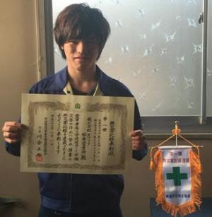 スワリク、松本営業所が無災害事故で表彰2